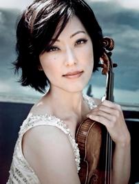 Joan Kwuon - violinist
