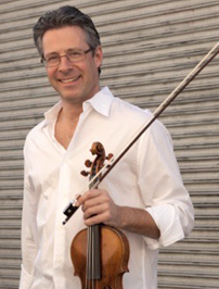 violin instructor artist faculty lorenz gamma