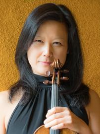 Lina Bahn, violinist