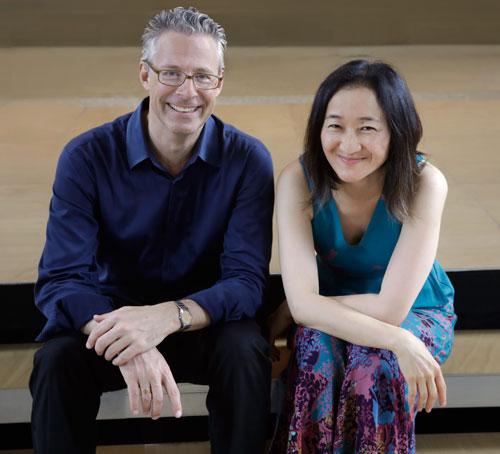 Artistic Directors Lorenz Gamma and Ming Tsu